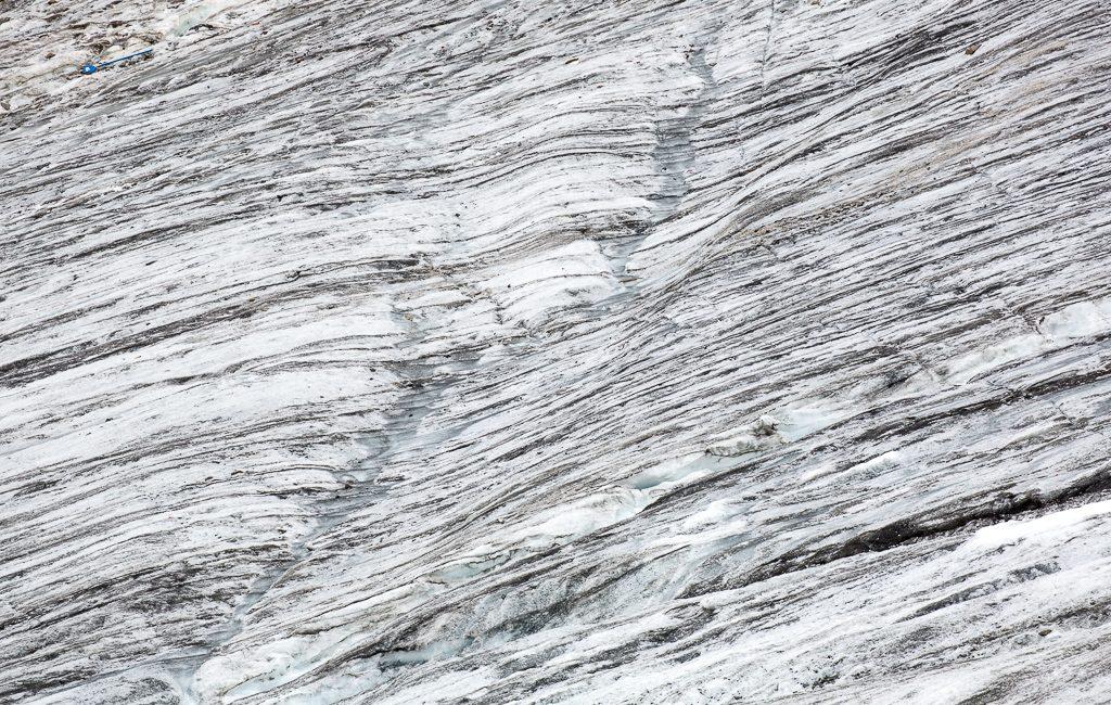 Alpen Abstrakt